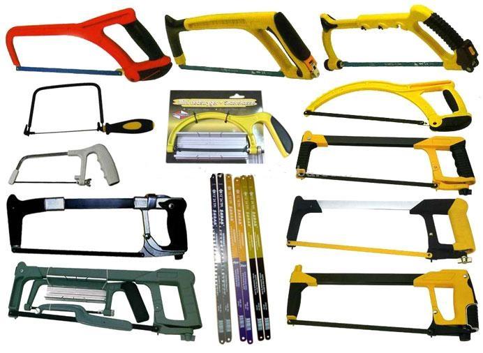 Ножовки, полотна, стусла