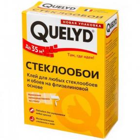Клей обойный Quelid cтеклообои 500 г